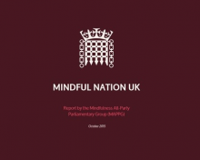 Report Mindful Nation UK